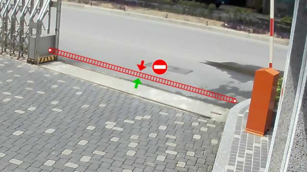 A close up of a street  Description automatically generated